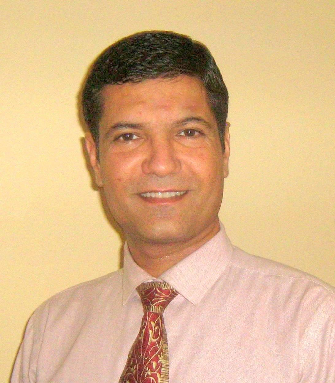 Mr. D G Krishnamurti-Psychological Counsellor