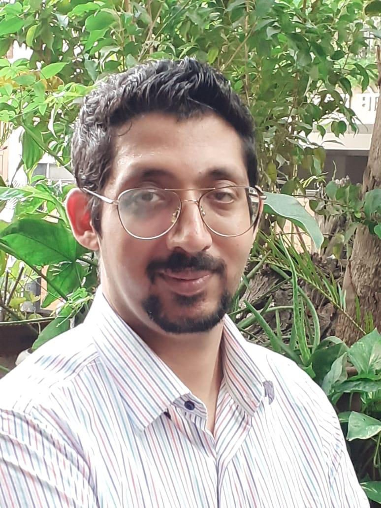 Mr. Nitin A. Lal-Clinical Psychologist
