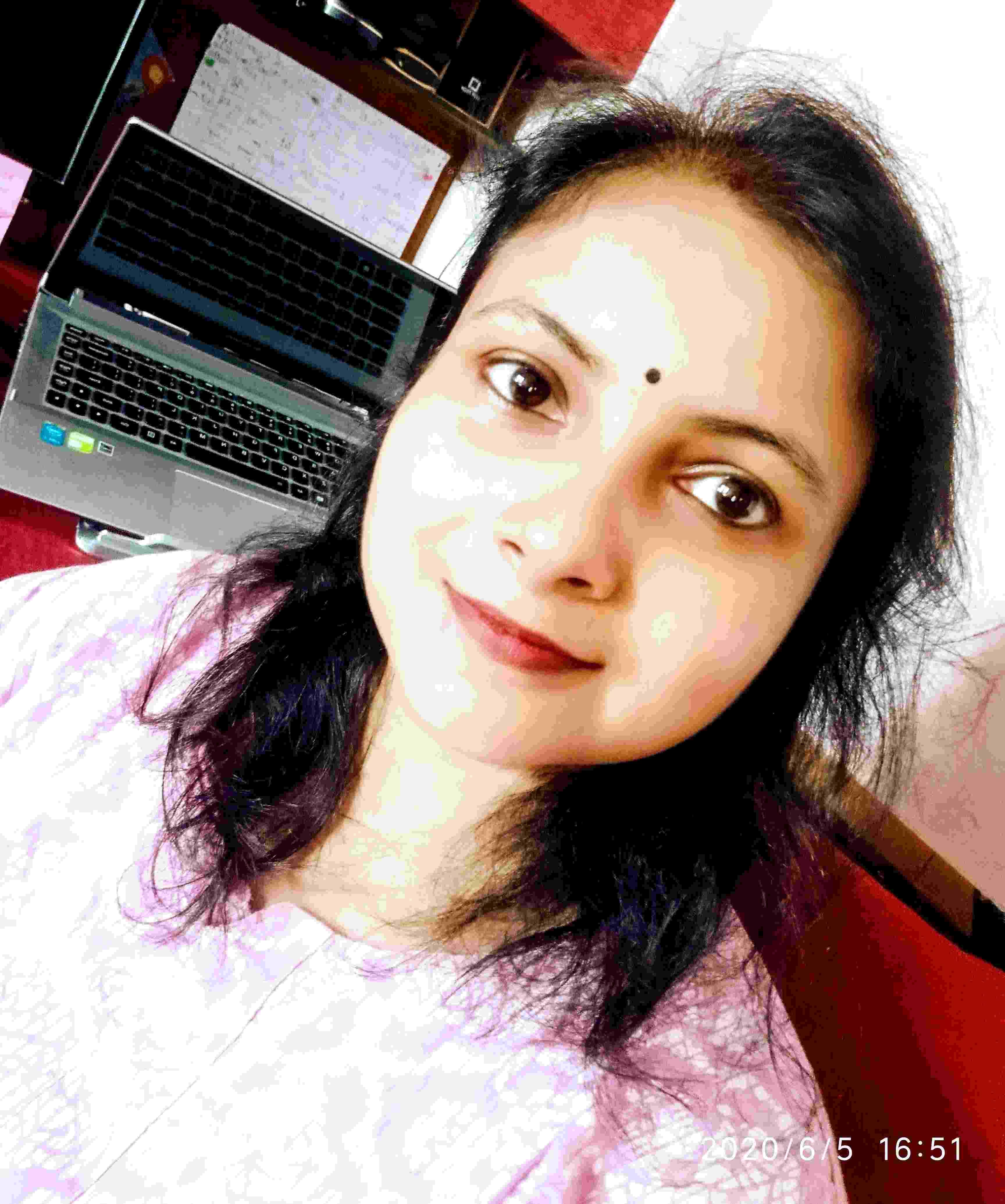 Dr. Sarbani Samanta-Psychologist
