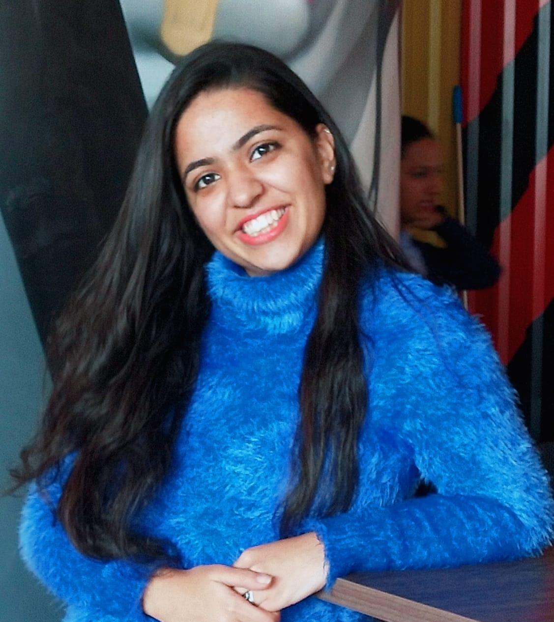 Ms. Bhavika Madaan-Psychological Counsellor