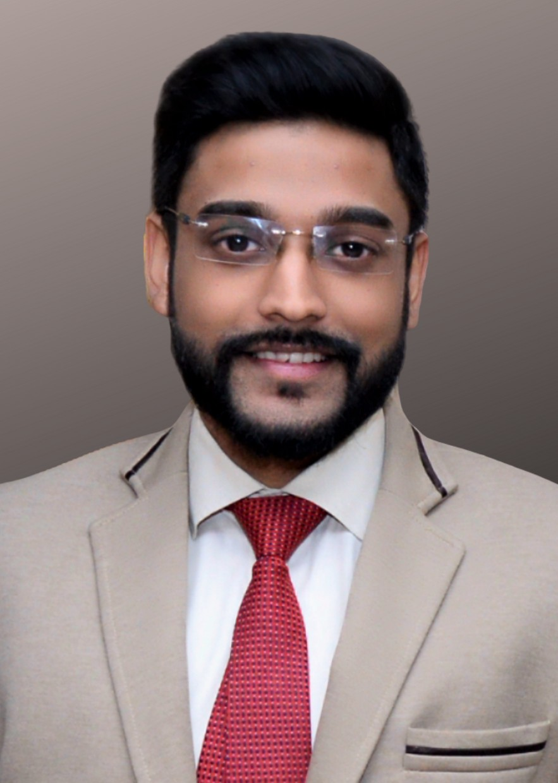 Mr. Agam Gupta-Psychological Counsellor