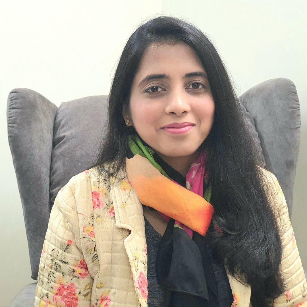 Ms. Shweta Jain-Psychological Counsellor