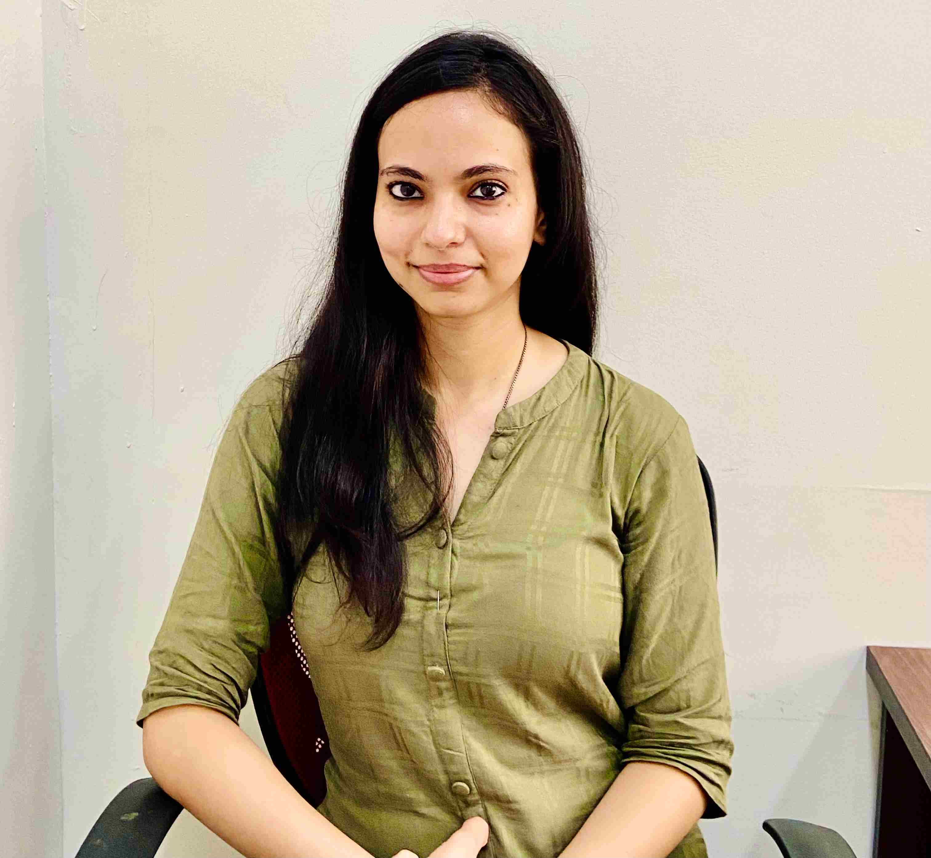 Ms. Nitika Kimothi-Clinical Psychologist