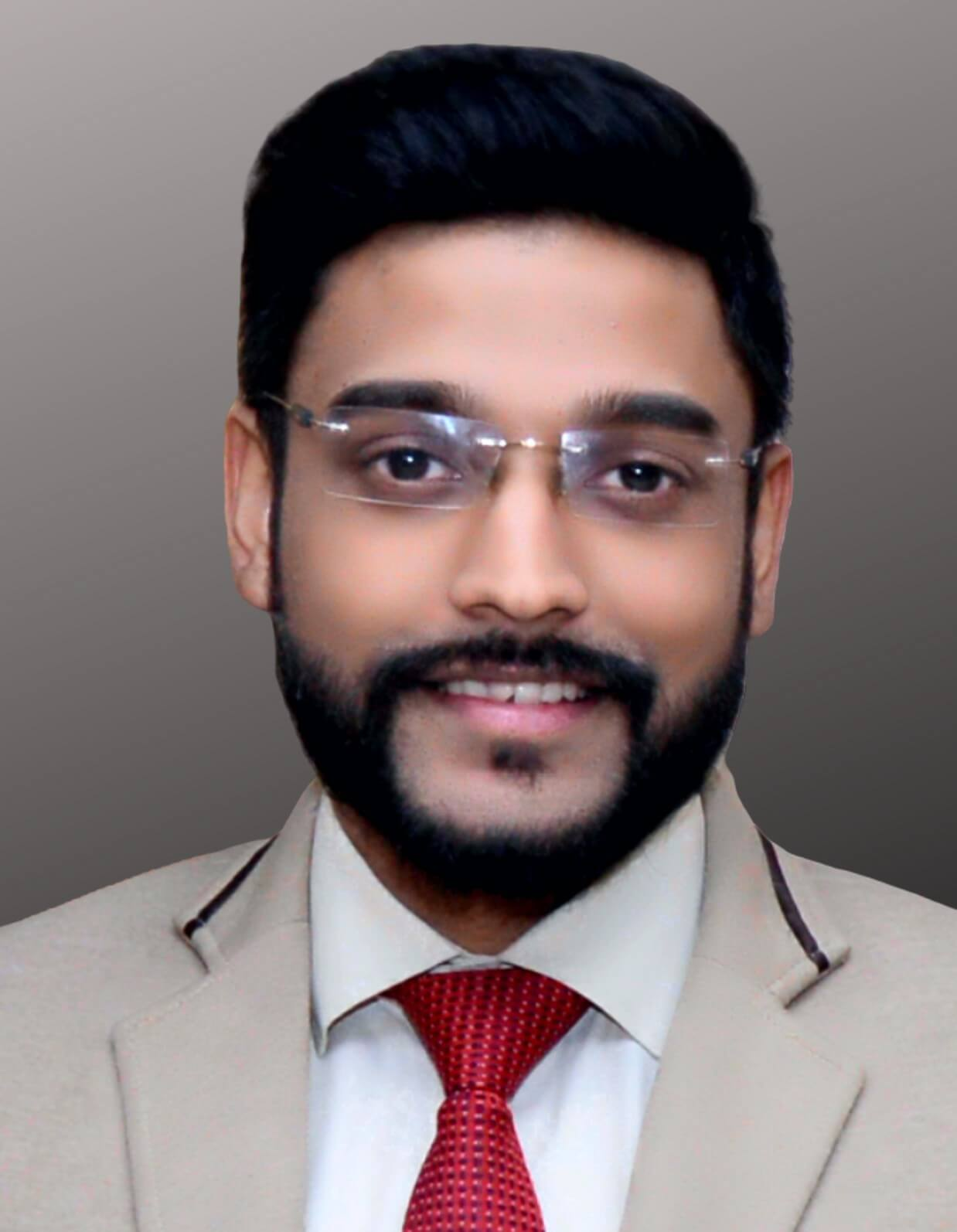 Mr.  Agam Gupta